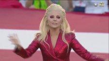 Lady Gaga - Amerikan Marşı (Super Bowl - 2016)