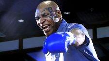Mike Tyson ringe daldı ve..