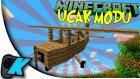 Minecraft : UÇAK MODU! - Flight Simulator Mod