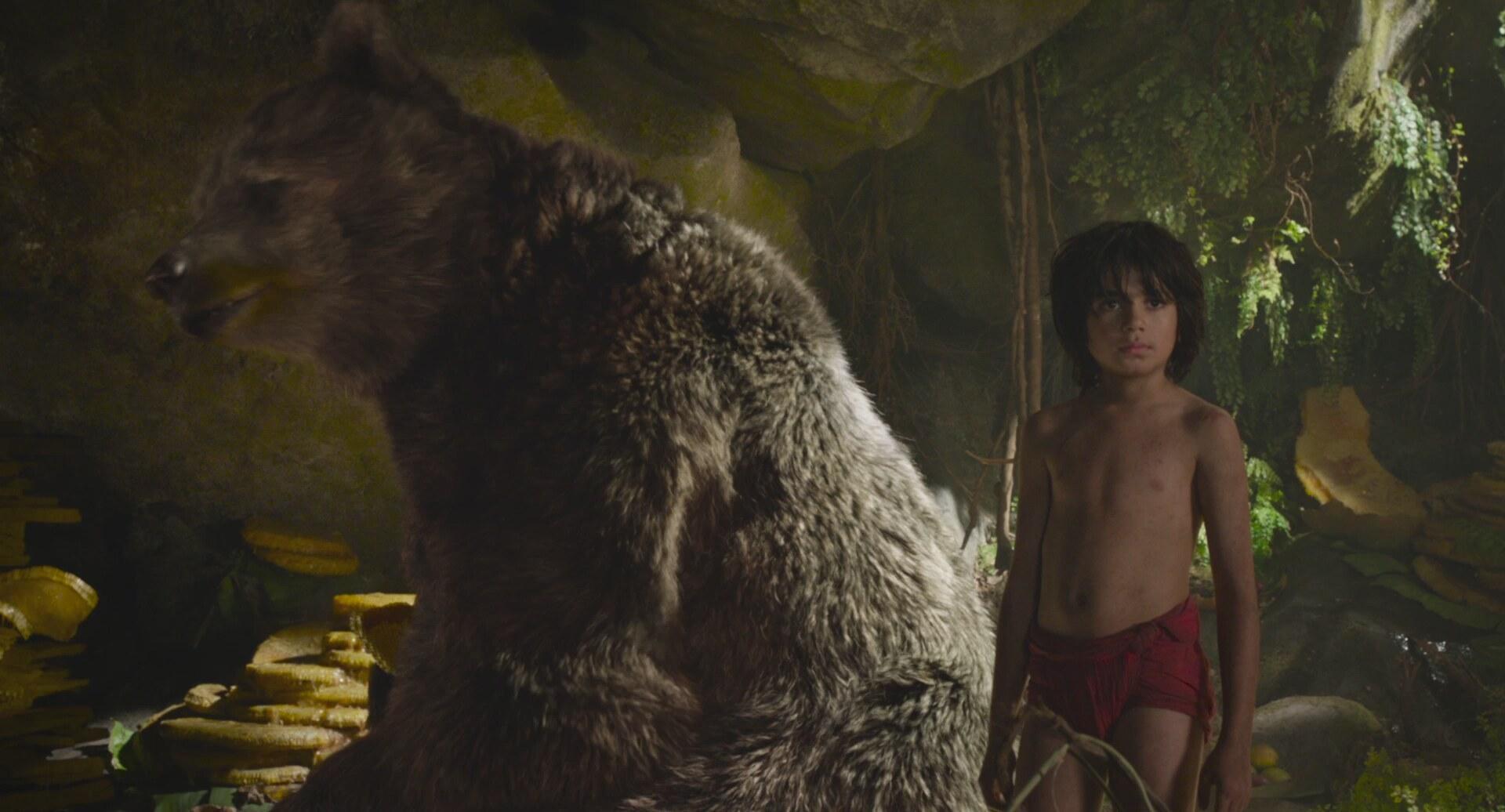 Orman Çocuğu The Jungle Book Türkçe Dublajlı Fragman 2