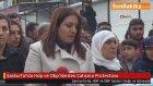 Şanlıurfa'da Hdp ve Dbp'lilerden Çatışma Protestosu