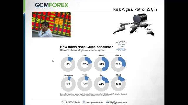 Değişen Risk Algısı ve Fiyatlara Etkisi / Umut Tuncer / 08 Şubat 2016