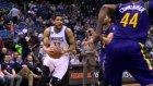 NBA'de Gecenin En Güzel 10 Hareketi (9 Şubat 2016)