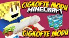 ÇİĞKÖFTE YAPIYORUZ! - Minecraft Çiğköfte Modu (Ayran,Lavaş,Çiğköfte) - Minecraft mod Tanıtımı TÜRKÇE