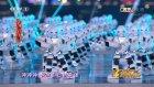 Dans Eden 540 Robot ile Çinde Yeni Yıl Kutlamaları