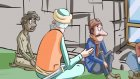 Hikayelerle Çocuklara 40 Hadis (Cennet Komşusu) / Trtdiyanet