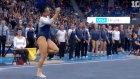 Hip-Hop ile Jimnastik'i Harmanlayarak Dans Eden Kadın