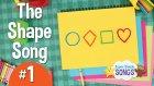 The Shape Song | Super Simple Songs | Şekil Şarkısı | Süper Basit Şarkılar