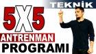 5x5 Antrenman Programı Nedir ? Nasıl Yapılır ?