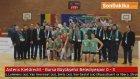 Asterix Kieldrecht - Bursa Büyükşehir Belediyespor 0 - 3