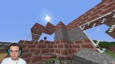 Lord Of Minecraft -3- Çüksüz Reyiz Evimize Ateşler Saldı ! / Minecraft Evi