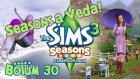 The Sims 3 Oynuyoruz! - Bölüm 30 - Seasons ve Nolen Ailesine Veda - berylvenus