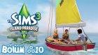 Bölüm 10 - The Sims 3 Oynuyoruz! - Alice'in Doğum Günü Partisi ve Bir Sürü Deniz Kızı!