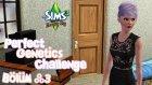 Berylvenus- The Sims 3 - Mükemmel Genetik Özellikleri - Bölüm 3 - Kel Bebek Ve İşleri Daha Da Zorlaş