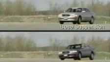 Bose Active Süspansiyon Sistemi