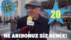 Cebinizde Ne Var?: Sokak Röportajları | Fan Edit