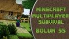 Minecraft (Türkçe) Survival Multiplayer :  Zorbeyle Mob Spawner Yapımı! - Bölüm 55