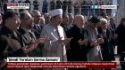 'Şimdi Yaraları Sarma Zamanı' kampanyasıyla toplanan yardımlar dualarla bölgeye gönderildi