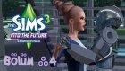The Sims 3 - Into The Future - Bölüm 4 - Robotu Ayartmaya Çalışmak