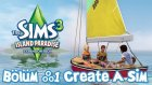 The Sims 3 Oynuyoruz! - Island Paradise - Bölüm 1 - Maelstrom Ailesi İle Create A Sim - Berylvenus