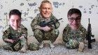 Wwe 2k16 Kariyer - Askerlik Anıları - Bölüm 51