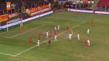 Akhisar Belediyespor 1-2 Galatasaray (10 Şubat Çarşamba Maç Özeti)