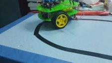 Arduino Çizgi İzleyen Robot Projesi