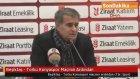 Beşiktaş - Torku Konyaspor Maçının Ardından