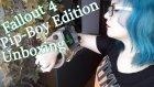 Fallout 4 - Pip-Boy Edition Kutu Açılımı! - berylvenus