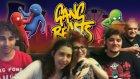 Gang Beasts #1 - Birbirimizi Tokatlıyoruz! - berylvenus