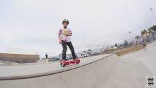 Hoverboard ile Yardıran Velet