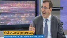 Kalkınma Bakanı Cevdet Yılmaz :  Tv Net Televizyonuna Canlı Yayın Konuğu Oldu Ve Gündemi Değerlendir