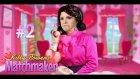 Kitty Powers' Matchmaker - Bölüm 2 - Banyoda Saçını Boyamak- berylvenus