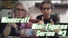 Minecraft Mini-Figür Açılımı! Seri #3- berylvenus