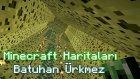 Minecraft - Odalar Haritası - Kapalı Odalarda Işıksızız Ama Hilesiz Değiliz - berylvenus