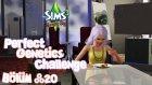 The Sims 3 -Bölüm 20 -  Mükemmel Genetik Özellikleri - Dokunduğu Her Şeyi Bozan Kadın!