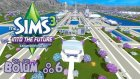 The Sims 3 - Into The Future - Bölüm 6 - Utopian Future - berylvenus