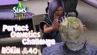The Sims 3 - MGÖ - Bölüm 40 - Kapıda Sıkışan Adam!- berylvenus