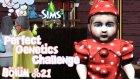 The Sims 3 - Mükemmel Genetik Özellikleri - Bölüm 21 - Kabus Bebek O_o - berylvenus