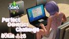 The Sims 3 - Mükemmel Genetik Özellikleri - Bölüm 28 - Mezun Olmuşum Gibi Çek Panpa
