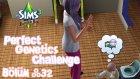 The Sims 3 - Mükemmel Genetik Özellikleri - Bölüm 32 - Bu Bebek Beni Deli Ediyor- berylvenus