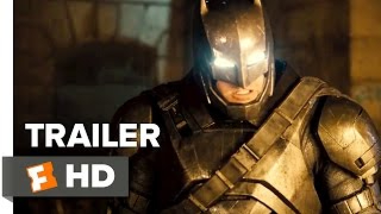 Batman v Superman Dawn of Justice 2016 Final Fragmanı