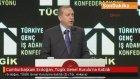 Cumhurbaşkanı Erdoğan, Tügik Genel Kurulu'na Katıldı