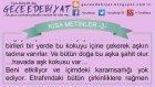 Kısa Metinler -2- | Edebiyat | Deneme | Tuna BAŞAR