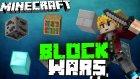 Manyak Pro Kızz !! - Minecraft Blok Savaşları! - Minecraft Block Wars
