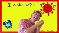 Wake Up Daily Routines Song for Kids (Günlük yaşamımızdan cümleler)