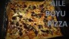 Aile Boyu Pizza - 10 Numara Mutfak