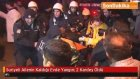 * Zeytinburnu'nda, Suriyeli Ailenin Kaldığı Evde Yangın Çıktı  2 Kardeş Öldü