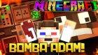 Bomba Adam! - Minecraft Bomberman - Minecraft Haritalar
