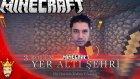 Yer Altı Şehri   Minecraft Türkçe Survival Multiplayer   Bölüm 3